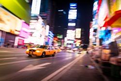 New York City Taxi, USA