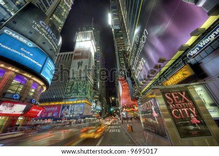 new york times square wallpaper. wallpaper quot;Times Square at
