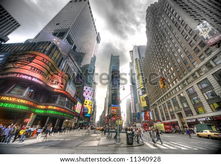 New york city - times square, Manhattan
