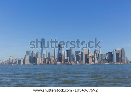 New York City, USA. #1034969692