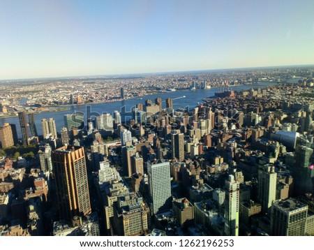 New York City, USA #1262196253