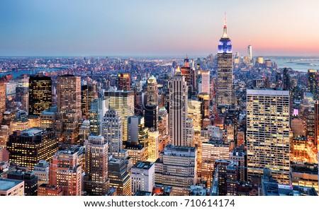 New York City, USA #710614174