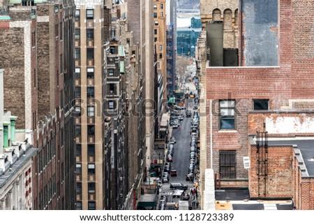 new york city  usa   april 7 ...