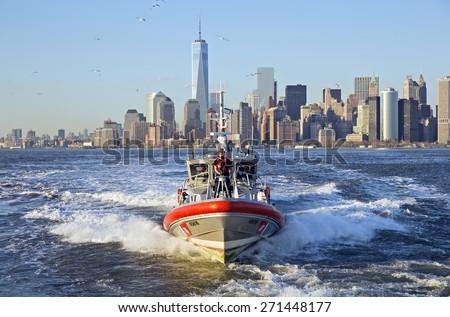 stock-photo-new-york-city-usa-april-u-s-coast-guard-boat-patrolling-the-hudson-river-bay-april-271448177.jpg