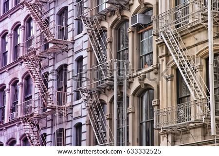 new york city  usa   old...