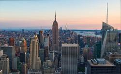 New York Cityscape, New York
