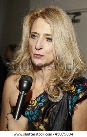 NEW YORK - DECEMBER 14: Designer Nanette Lepore attends the Fourth Annual Charity Ball Gala to benefit charity: water at the Metropolitan Pavilion on December 14, 2009 in New York City.