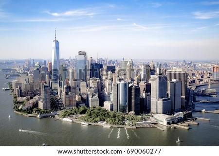 New York Harbor #690060277