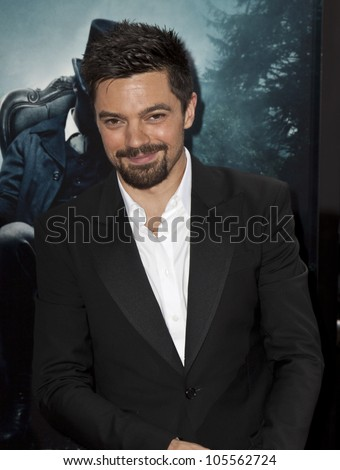 NEW YORK - JUNE 18: Dominic Cooper attends premiere of Abraham Lincoln: Vampire Hunter at AMC Loews Lincoln Square on June 18 2012 in New York