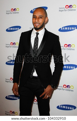 NEW YORK-JUNE 4: Swizz Beatz attends Samsung's annual Hope for Children gala at the American Museum of Natural History on June 4, 2012 in New York City.