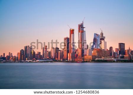 new york midtown manhattan #1254680836