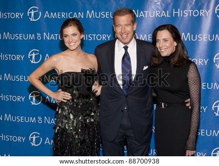 Who is the daughter of Brian Williams?