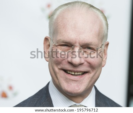 NEW YORK, NY - MAY 29, 2014: Tim Gunn attends 13th annual spring picnic for New York Restoration Project fundraising at General Grant National Memorial Riverside Park