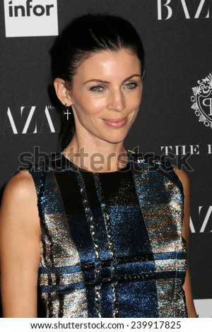 NEW YORK - SEPTEMBER 5: Liberty Ross attends the Harper\'s Bazaar ICONS event at the Plaza Hotel on September 5, 2014 in New York City.
