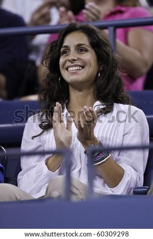 rafael nadal girlfriend. girlfriend of Rafael Nadal