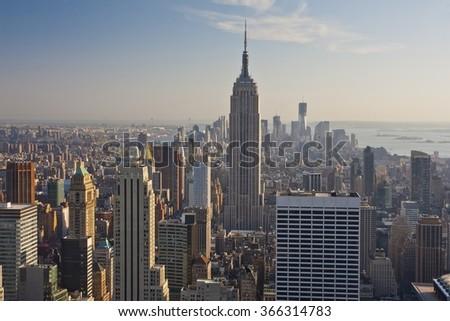 New York - Skyline #366314783