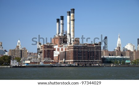 NEW YORK, USA-OCTOBER 5:Consolidated Edison Company of New York, Inc., a regulated utility providing electric, gas, and steam service in New York City and Westchester County. New York, October 5, 2011