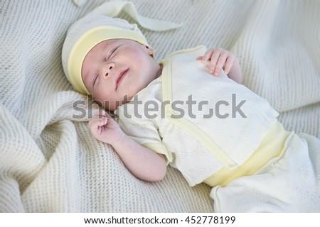 Newborn baby  #452778199