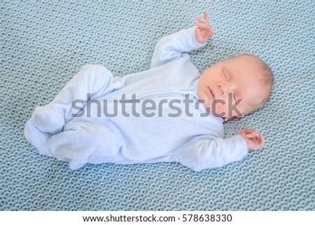 newborn baby portrait #578638330