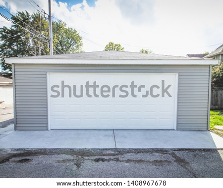 Newly Built Custom Built Garage  #1408967678