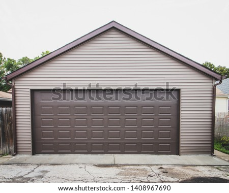 Newly Built Custom Built Garage  #1408967690