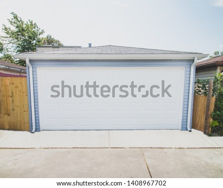 Newly Built Custom Built Garage  #1408967702