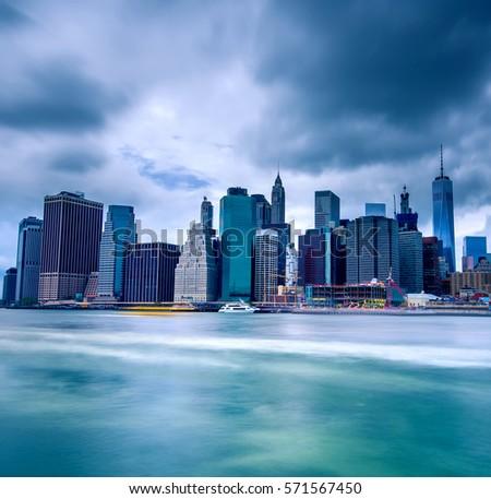 NewYork City, Manhattan, USA #571567450