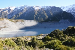 NewZealand Landscape - Light and shadow