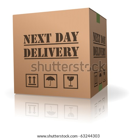 next day delivery urgent...