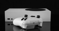 Next gen console and controller