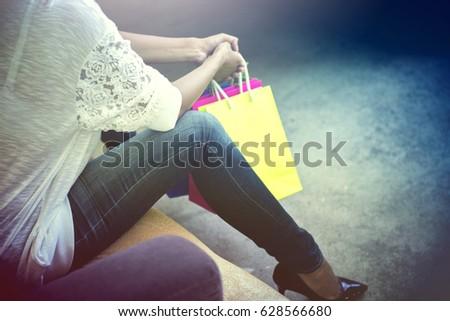 next is lingerie shop.blurry...