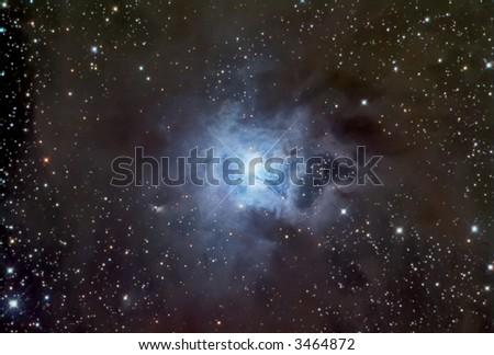 NGC 7023 - The Iris Nebula in Cepheus