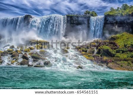 Niagara Falls #654561151