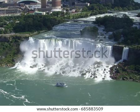 Niagara Falls (American falls) #685883509