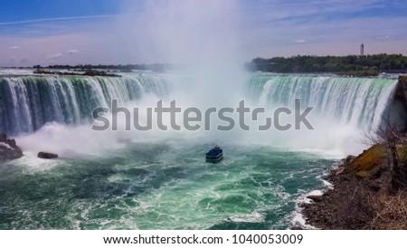 Niagara Falls Canada #1040053009