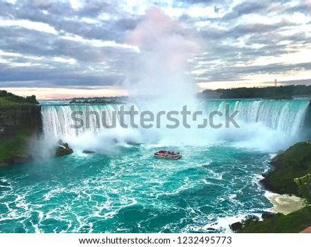 niagara falls canada #1232495773