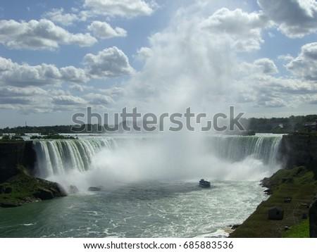 Niagara Falls (Horseshoe falls) #685883536