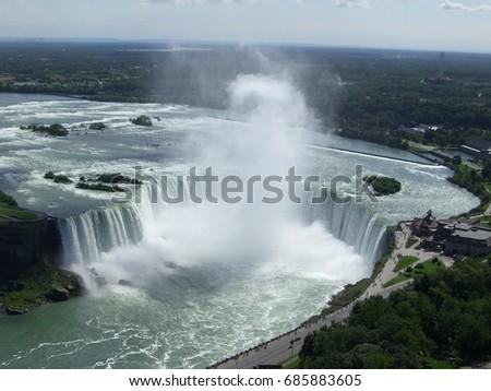 Niagara Falls (Horseshoe falls) #685883605