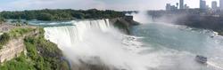 Niagara Falls in US side