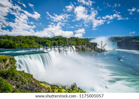Niagara Falls Waterfall #1175005057