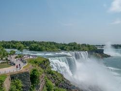 Niagarafall american side