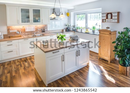 nice coutry style kitchen