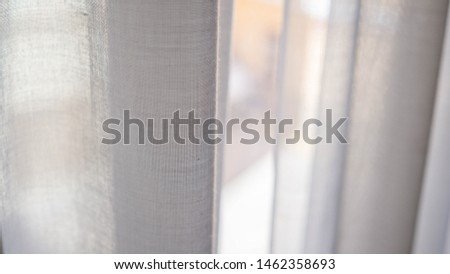 Nice curtains of a nice house #1462358693