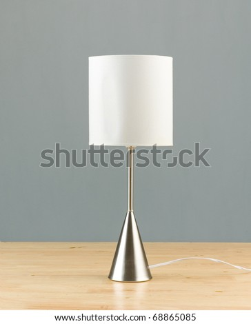 Nice design of a lamp