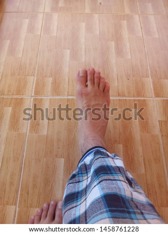 nice foot with nice clothes #1458761228