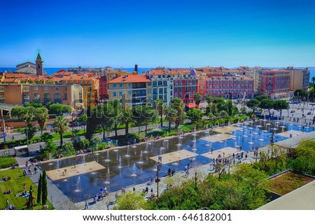 Nice, France #646182001