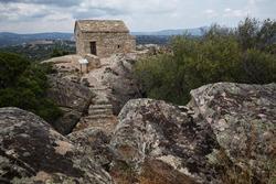 Nice little chapel of san leonardo