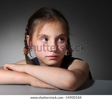 Nice little girl