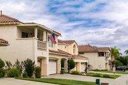 Nice neighbourhood, Corte Morelia, Temecula city, California