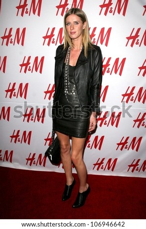 Nicky Hilton  at H and M's 'Seasons Most Fashionable Gifts' Celebrity Shopping event. Hennes and Mauritz, West Hollywood, CA. 11-11-08